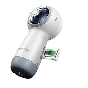 Camera Samsung Gear 360º Novo Mod. R-210 4k + Microsd 16gb