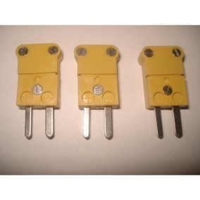 Lb-3001conectormini-k Conector Mini Para Termopar Tipo K