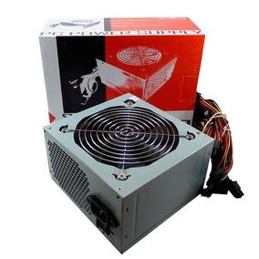 Fuente Alimentacion Pc Kelyx 500w Atx Cooler 12cm + Cable