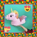 Pantuflas Unicornio!!!