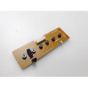 Placa Botão Power Sensor Ir Liga Tv Cce Ln39g Ln39 Original