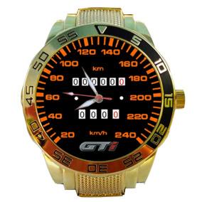 444caa2c974 Relogio Gti Dourado - Relógios De Pulso no Mercado Livre Brasil