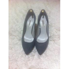 d8c2c5bda62 Zapatilla Azul Rey Zara - Zapatos de Mujer Gris oscuro en Mercado ...
