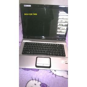 Laptop Hp Pavilion Dv 6000us Con Maletin Targus, 80 Verdes.