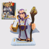 Figura Clash Of Clan ( Clash Royale ) Grand Warden 16 Cm