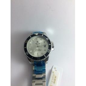 Relógio Tevise Original Prata Promoção