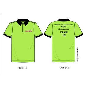Camisa Polo Personalizada Empresa - Pólos Manga Curta Masculinas no ... 724945b55d7b5