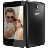 Smartphone Sky Devices 4.0d 4gb Android 4.4 Kitkat - Preto