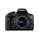 Canon Eos Rebel T6i Slr Digital Ef-s 18-55mm Wi-fi