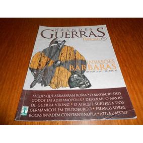 Revista Aventuras Na Historia: Grandes Guerras 4.