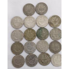 Moedas De Prata 2000 (valor Unitário)