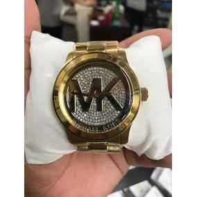 44c435c803a Relogio Mk Feminino 5706 - Relógios De Pulso no Mercado Livre Brasil