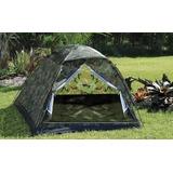 3 Barracas Camping Camuflada Militar 6 Lugares + Frete