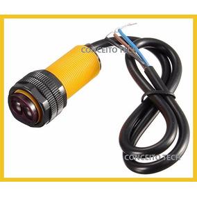 Sensor Infravermelho Obstáculo E18-d80nk Raspberry Ar