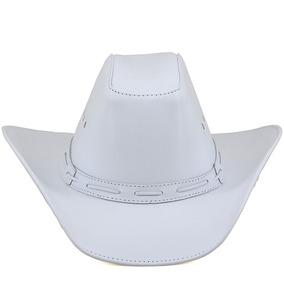 Chapéu Country Branco Barato Para Pião. e4a2c91ea0a