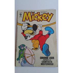 Revista Mickey Nº 427 Abril Bom Estado