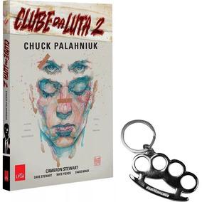 Clube Da Luta 2 (hq) Chuck Palahniuk + Chaveiro Exclusivo