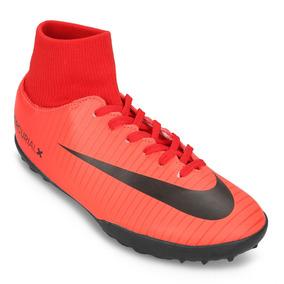 f47212e5a35d5 Botines Nike Mercurial Victory V Tf Infantil - Botines en Mercado ...