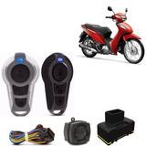 Alarme Moto Presença Honda Biz 110 Partida Elétrica Controle