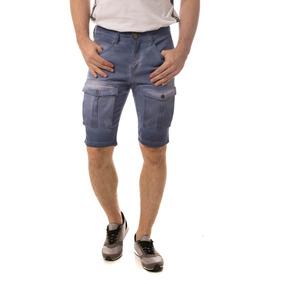 Bermuda Jeans Osmoze Middle Marinho