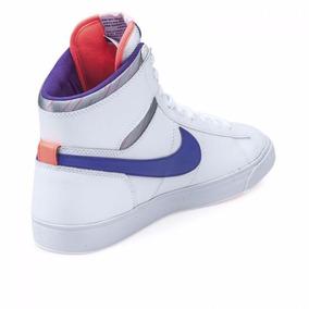 Zapatillas Nike Original Botitas Match Supreme Hi Ltr W Bl