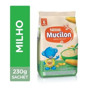 Mucilon Milho Cereal Infantil Sachê 230g