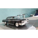 1962 Chevrolet Impala Ss Escala 1/25 Clasico Collection