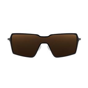 ec84b6aa79424 Marrom Oakley Probation - Óculos no Mercado Livre Brasil