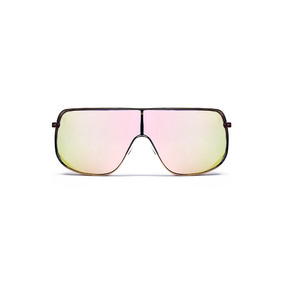 Lente De Sol De Pantalla Completa Rosa, Glasses G3, Pop8072