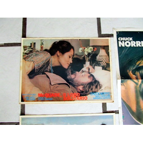 Cartaz Mcquade Lobo Solitario Chuck Norris Carradine Kung Fu