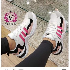 615083d7d13 Zapatillas Adidas Samoa Mujer - Ropa y Accesorios en Mercado Libre Perú
