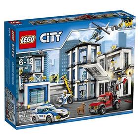 Lego City Police Station 60141 Juguete Fresco Para Los Niños