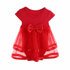 5457b5e2c Roupa Bebe Vestidinho Trico Croche - Bebês no Mercado Livre Brasil