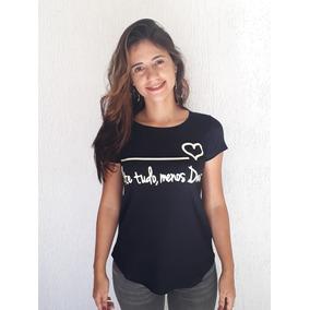 T Shirt Atacado Revenda - Camisetas e Blusas Manga Curta para ... f28fb27eaf9d3