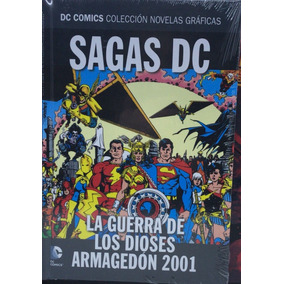 Dc Comic Salvat Sagas