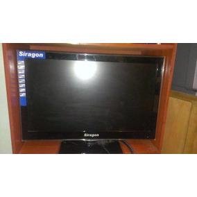 Tv Siragon 24 Pulgadas(para Repuesto O Reparar)