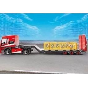 Playmobil Caminhão Trabalhos Pesados 5467 Lacrado