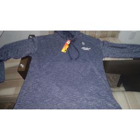 Camiseta Hot Buttered Austrália Creme M. São Paulo · 2 Camisetas Manga  Longa Com Capuz E Cordão Hb Tam. P e35f251801