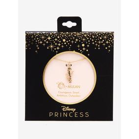 Collar Disney Princess Mulan Mushu Original Hot Topic Dije