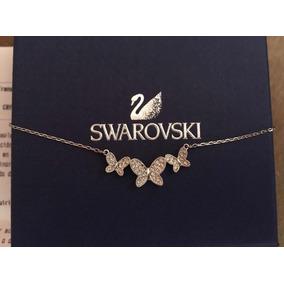 Collar Field Butterfly Swarovski