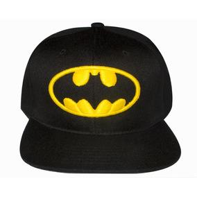 Gorra De Batman Negra Marca Gorras Hombre - Accesorios de Moda en ... ec11b9850de