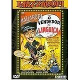 Dvd Coleção Mazzaropi Vol 3 - Mazzaropi Em O Vendedor De Lin