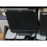 Monitor Lanix 15 Con Adaptador 12v Y Cable Vga 5mt