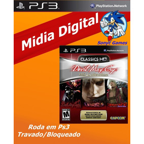 Devil May Cry® Hd Collection Ps3 Psn Envio Rápido