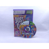 Kinect Just Dance 2016 Xbox 360 Gamers Code**