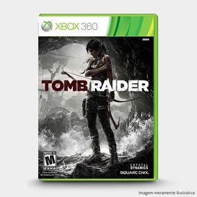 Tomb Raider - Original Para Xbox 360 Novo