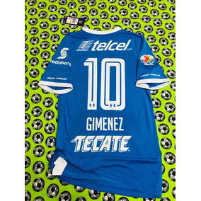 99698262d528b Jersey Camiseta Under Armour Cruz Azul 2016 Chaco Gimenez