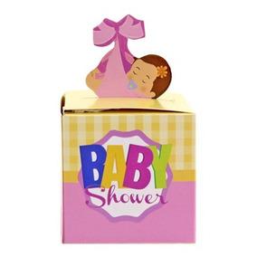Mf Cajita Para Dulces Bebé 9cm 6 Paquetes