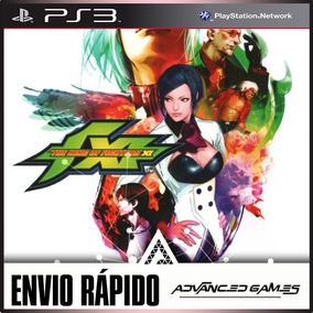 The King Of Fighters Kof 11 Xi - Jogos Ps3 Psn Midia Digital