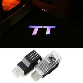 Audi Tt- Led De Puerta C/logo (par)